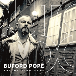 Buford Pope - 'The Waiting Game' - cover (300dpi)