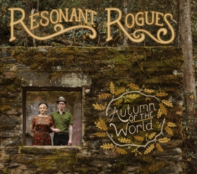 The Resonant Rogues - 'Autumn of the World' - cover (300dpi)