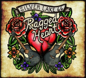 Silver Lake 66 - 'Ragged Heart' - cover (300dpi)