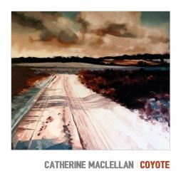 Catherine MacLellan - 'Coyote' - cover (300dpi)