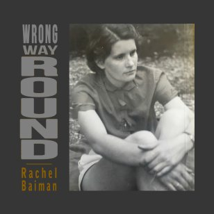 Rachel Baiman - 'Wrong Way Round' - artwork